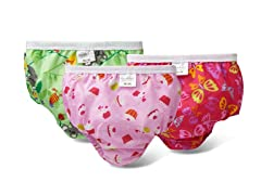 Training Pant 3PK - Butterfly/Cupcake/Aussie