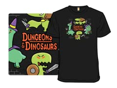 Dungeons and Dinos