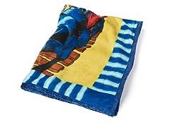 Choo Choo Blanket