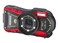 Pentax WG-10 14MP Waterproof Digital Cam
