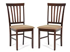 Tiffany Dining Chair Set of 2