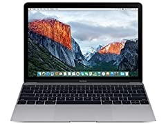 "Apple 12"" MLH82LL/A (2016) 512GB Macbook"