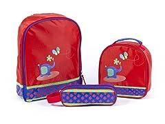 Aquarella Kids Zoo 3-Pc Bundle