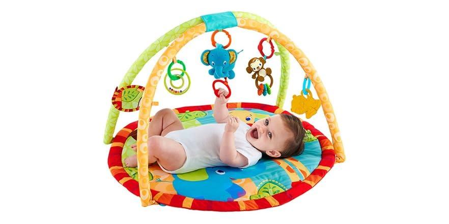 Bright Starts Jammin Jungle Activity Gym Kids Amp Toys