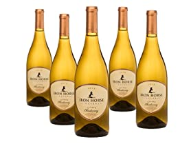 Iron Horse Estate Chardonnay Case