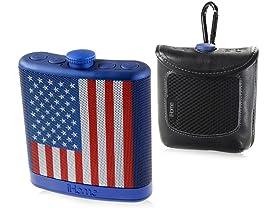 iHome Flask-Shaped Bluetooth Speaker