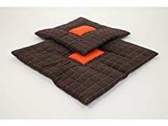 Waffle Square Pet Bed