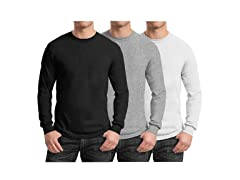 GBH Men's Long Sleeve Tees 3-Pack
