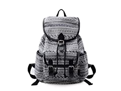 Floral Casual Daypack