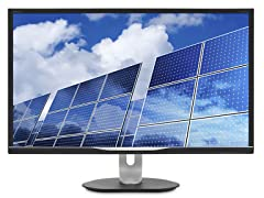 "Philips 32"" QuadHD IPS Monitor"