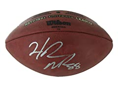 "Hakeem Nicks NFL ""Duke"" Football"