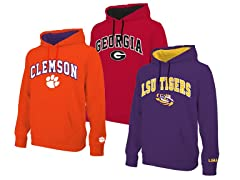 E5 Men's NCAA Hoodies