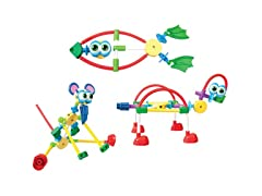 Tinkertoys Animals Building Set