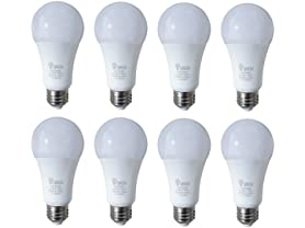 LyfeLite Battery Backup Emergency LED Bulbs