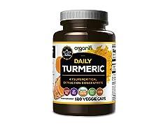 Organifi Daily Turmeric Boost