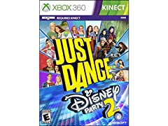 Just Dance Disney Party 2  for Xbox 360
