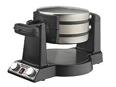 Waring Waffle Iron/Omelet Maker Black