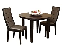 Avalon 3-Pc Dining Set