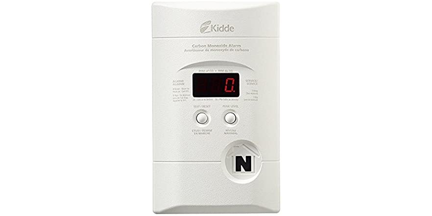Fix Kidde Carbon Monoxide Detector Error E09 (Solved)