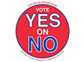 VOTE YES ON NO