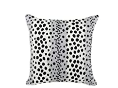 Spot On Blackbird 17x17 Pillow