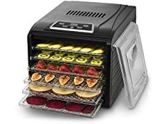 Gourmia 6-Tray Electric Food Dehydrator