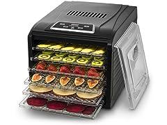 Gourmia 6-Tray Electric Food Dehydrator