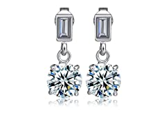 Crystal Riviera Earrings