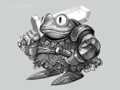 Toad Knight