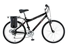Currie eZip Trailz eBike, Diamond Frame