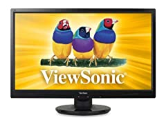 "24"" Full-HD LED-backlit Monitor"