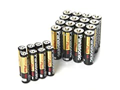 16AA/8AAA Alkalineplus Battery Pack
