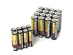 16AA/8AAA Alkalineplus Battery Pack
