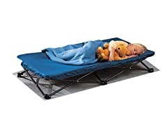 Regalo My Cot Portable Bed w/Sheet & Carry Case