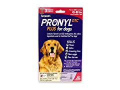 PronylPlus OTC for Dogs 3 Month 45-88lbs