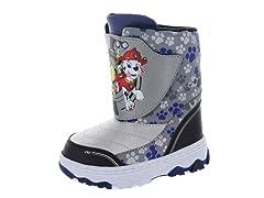 Josmo Kids Paw Patrol Snow Boots -12Y