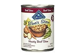 Blue Buffalo BLUE'S Stew Wet Dog Food, 12pk