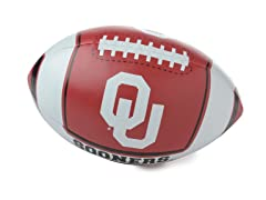 "OU 8"" Softee Football"