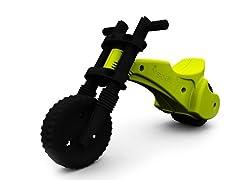 Green Original YBike Balance Bike