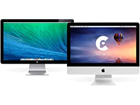 Apple iMacs & Displays