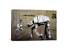 I Am Your Father by Banksy (2-Sizes)