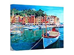 Tranquility of the Harbour of Portofino (3 Sizes)