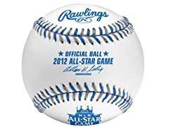 2012 MLB Official All-Star Game Baseball