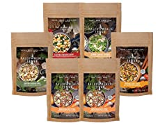 Paleo Meals To Go Variety Pack (6)