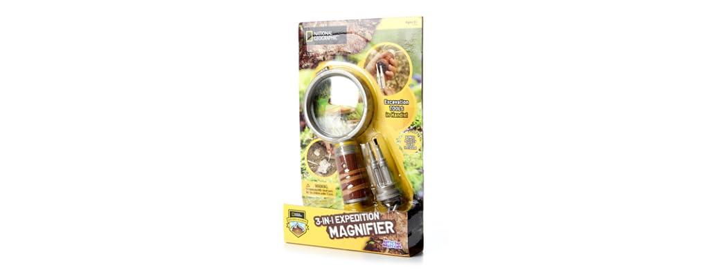 Explorer 3-in-1 Magnifier