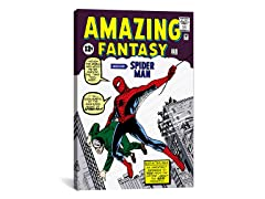 Spider-Man Amazing Fantasy Issue Cover #15