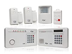 Complete Wireless Alarm System