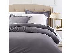190-Gram Cotton Velvet Flannel Duvet Set