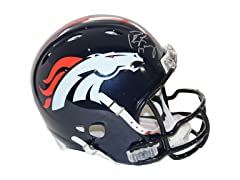 Peyton Manning Denver Broncos Signed