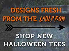 New Hallowoot Tees!